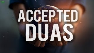 SPECIAL TIMES IN THE DAY WHEN DUAS ARE ACCEPTED