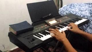Al~Ghazali Lagu Galau piano cover
