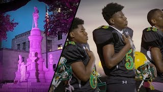 Taking a Knee and Taking Down a Monument | Times Documentary