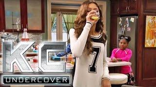 K.C. Undercover - Clip 2: Das Wahrheitsserum - Neue Folgen im Disney Channel