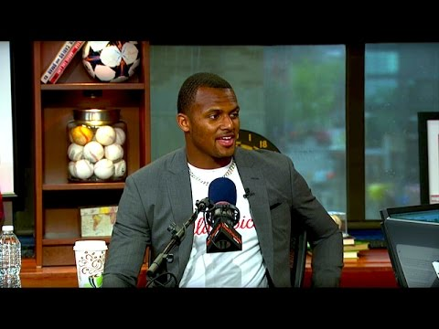 Clemson QB Deshaun Watson on the upcoming NFL Draft His Willingness to Wait and Learn and More