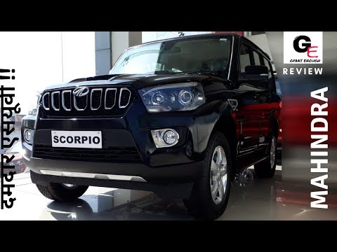 Xxx Mp4 2018 Mahindra Scorpio S11 Black Most Detailed Review Features Specs Price 3gp Sex