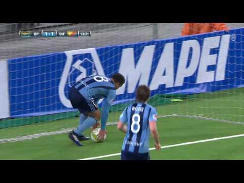 H├╢jdpunkter: Fiasko f├╢r Djurg├еrden - utslaget ur cupen efter 1-1 mot BP - TV4 Sport
