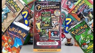 THE LAST Pokemon Mystery Power Box..