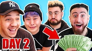 Last To Laugh Gets $1000! *IMPOSSIBLE TRY NOT TO LAUGH CHALLENGE*