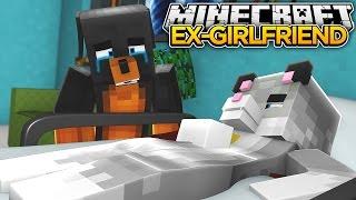 Minecraft EX- GIRLFRIEND - DONUT POISONED NIKA!!!! - donut the dog minecraft roleplay