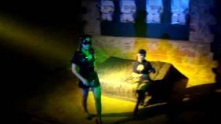 Sala Caverna Show Anastasia Mayo & Silvia Fer