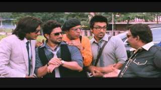 Double Dhamaal - Bata Bhai's fall prey to the trap - Comedy Scene
