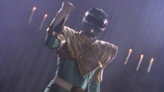 Green Ranger's First Scene (Mighty Morphin Power Rangers)