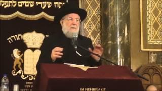 Rabbi Lau Speaks About Meeting  Ed Koch In 1982