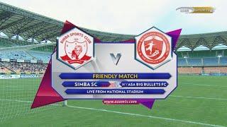 SIMBA SC 0-0 NYASA BIG BULLETS; HIGHLIGHTS (MECHI YA KIRAFIKI - 16/11/2018)