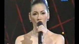 Regine Velasquez - Once You've Been In Love