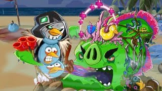 Angry Birds Epic - Event Dangers From The Deep (Class Upgrades Level 3 Day 2)