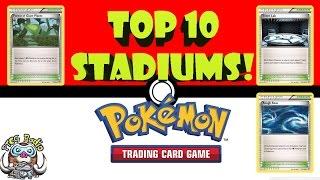 Top 10 Stadium Cards - Pokémon TCG (Trading Card Game)