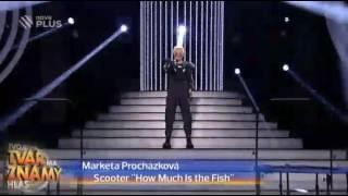 Markéta Procházková jako Scooter ,,How much is the fish''