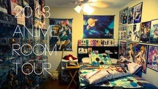 2013 Otaku/Anime Room Tour