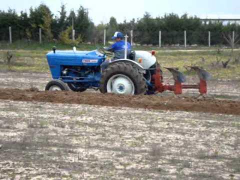 concentracion de tractores en cubas de la sagra