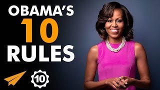 Michelle Obama's Top 10 Rules For Success