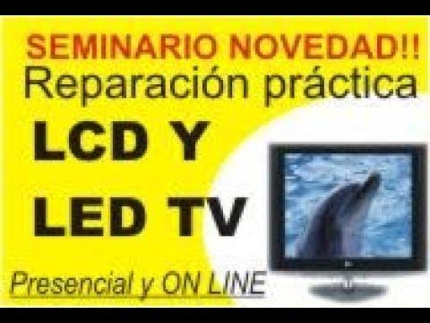 BUSHERS PROBADOR DE INVERSORES Y LAMPARAS EN TELEVISORES LCD.