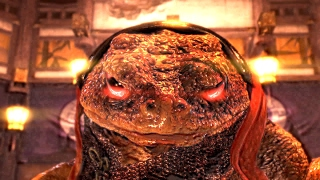 Nioh - Giant Toad Boss Fight (Boss #17) - Solo
