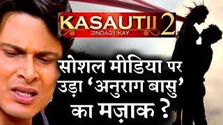 Fans takes a dig on 'Anurag Basu' of  Kasauti Zindagi Kay 2