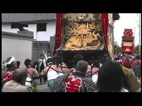 亀崎� �干祭り2009 御神輿渡御