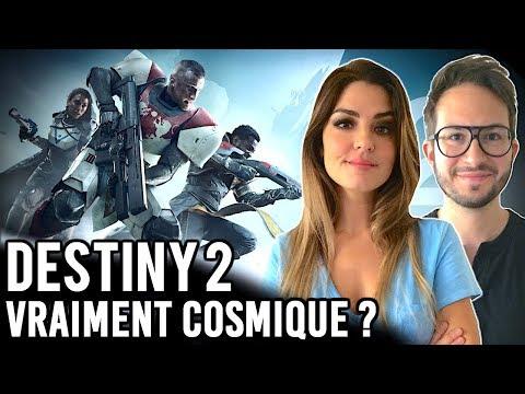 DESTINY 2 : vraiment cosmique sur PS4 Pro ? Notre verdict