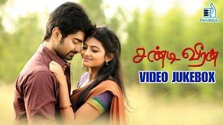 Chandi Veeran Video Jukebox | Tamil Movie | Atharvaa, Anandhi | Trend Music