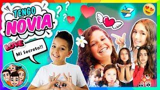 ¿TENGO NOVIA? ❤ ¿Soy NOVIO de una NIÑA YOUTUBER? 😍 Especial BROMAS Dia de los ENAMORADOS