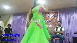 Jessore B.C.M.C College Girl Tania Khatun (2017) Hot Sexy Dance Video Song HD