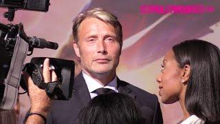Mads Mikkelsen Attends Marvel Comics Doctor Strange Hollywood Movie Premiere 10.20.16