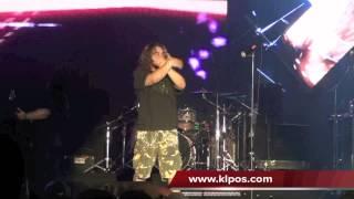 Persembahan Live Kumpulan Wings - 27/5/2012