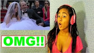 65 Year Old Man Marries 12 Year Old Girl Reaction ...