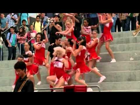 GLEE It s Not Unusual Full Performance Official Music Video HD