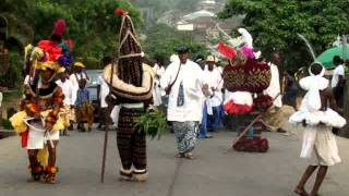 Calabar Ekpe Dance (Procession).MPG
