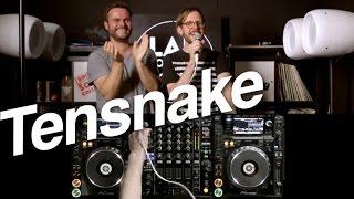 Tensnake - DJsounds Show 2015 - LIVE Mixmag Lab