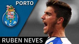 Ruben Neves • Porto • Best Passes & Goals • HD 720p