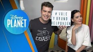 Vale y Bruno Responden #1   Disney Planet