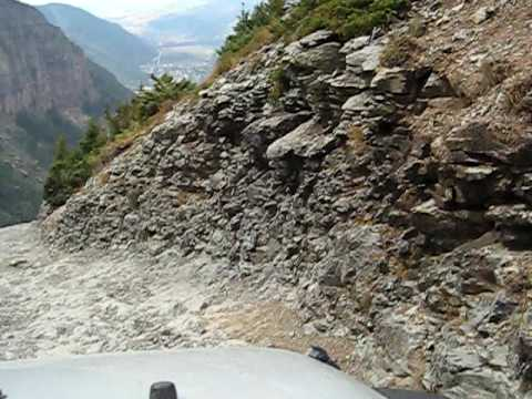 The Most Dangerous Jeep Trail in Telluride