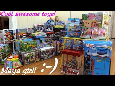 Thomas & Friends Play Set and Take N Play Trains Lil Woodzeez Camper Van Arcade Toy etc