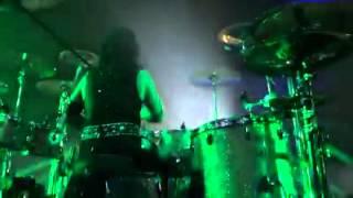Eric Singer - Deuce - Monsters Of Rock 2015-Brasil