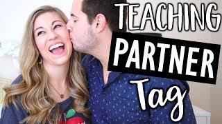 The Teacher Partner Tag | Teacher Summer Series Ep 14
