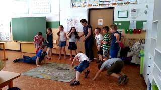 Teaching English to kids - Medzilaborecka school