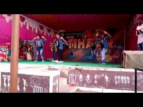 Xxx Mp4 Sambalpuri Record Dance For College Girl 👧 Annual Function 2018 Video 3gp Sex