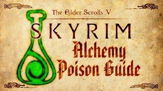 Skyrim - Alchemy Poison Guide