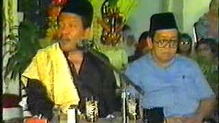 KH Achmad Shiddiq - Gus Miek -  KH Abdurrahman Wahid