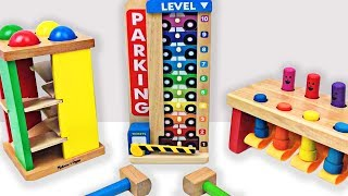 Best Learning Video for Kids Learn Colors & Counting Fun Preschool Toys Learning Movie for Children