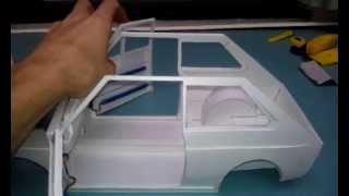 FIAT 147 Miniatura