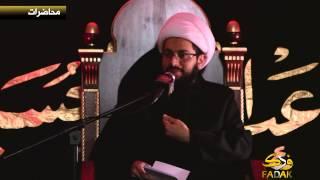 إيران تتسبب في ظلم واضطهاد شيعة فلسطين ومنع إقامة مجالس الحسين هناك