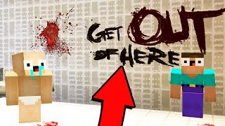NOOBS ENTER EXTREME HAUNTED HOUSE..